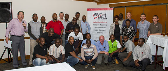 05g delegates at WearCheck training in Zim - Ashley Meyer in centre blue shirt2