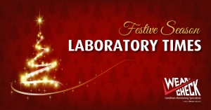 Labs open over Christmas