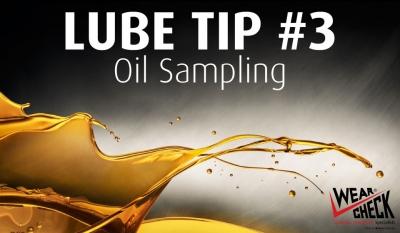 Oil Sampling