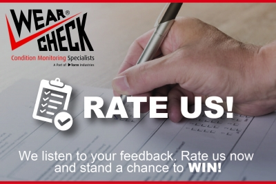 What works for you? Where could we improve? WearCheck is listening….