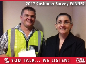 YOU TALK... WE LISTEN!