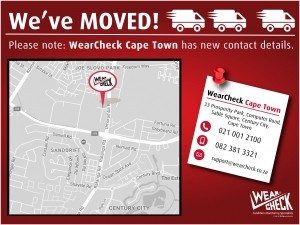 New location for WearCheck Cape Town
