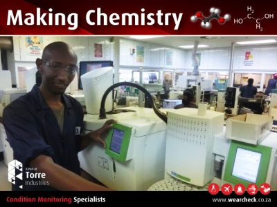 Making Chemistry