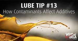 How Contaminants Affect Additives