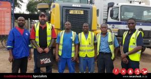 CM training keeps Malawian wheels rolling