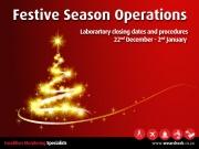 Festive Season Operations