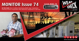 Monitor 74 hits the newsstands