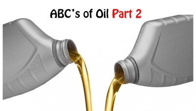 The ABC's of oil - part 2