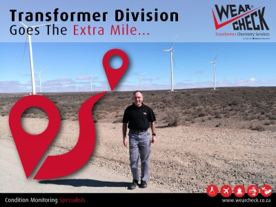 Transformer Division Goes The Extra Mile…