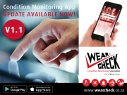 Updated version of condition monitoring app goes live