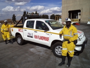 Local mines give 'thumbs up' to on-site oil sampling service