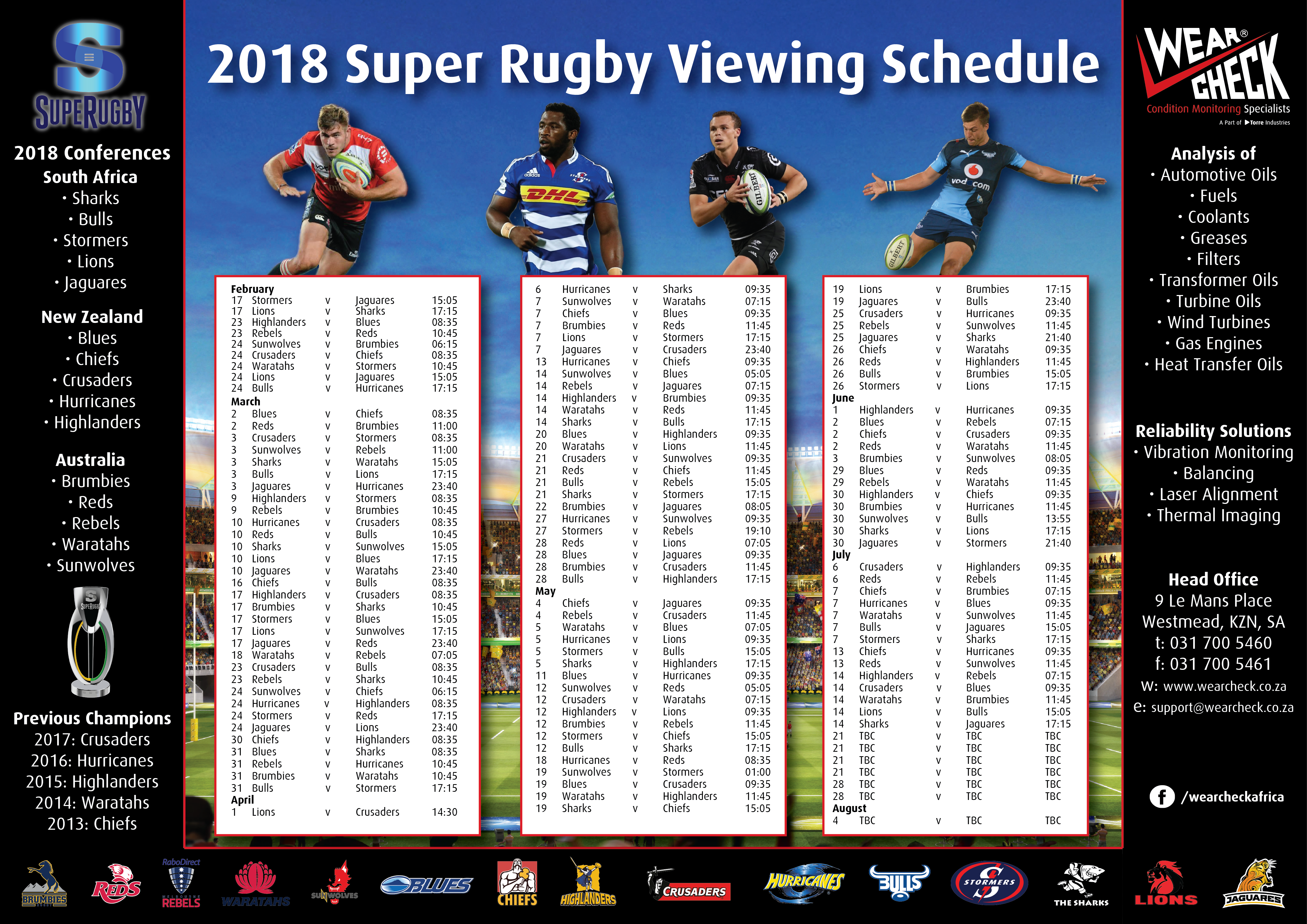 Rugby World Cup Fixtures Pdf